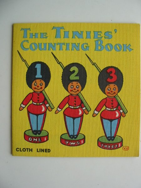Photo of THE TINIES' COUNTING BOOK published by R.A. Publishing Co. Ltd. (STOCK CODE: 814695)  for sale by Stella & Rose's Books