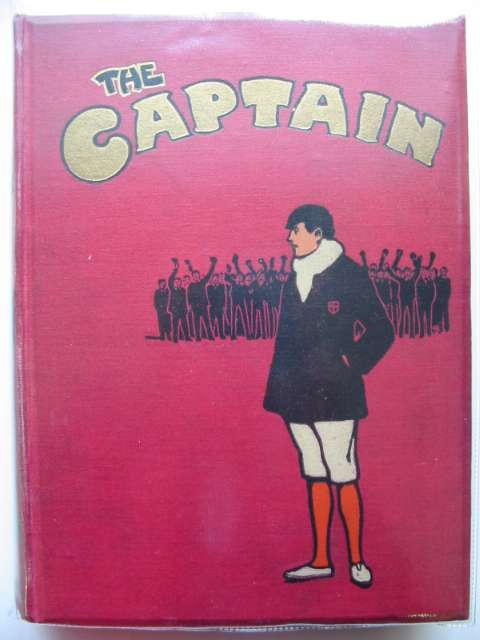Photo of THE CAPTAIN VOL XXX- Stock Number: 814749