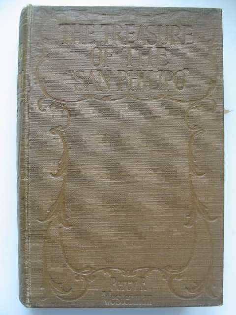 Photo of THE TREASURE OF THE SAN PHILIPO written by Westerman, Percy F. published by The Boy's Own Paper (STOCK CODE: 814832)  for sale by Stella & Rose's Books