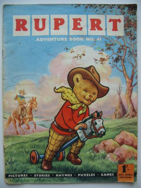 Photo of RUPERT ADVENTURE BOOK No. 41 written by Bestall, Alfred published by Daily Express (STOCK CODE: 815133)  for sale by Stella & Rose's Books
