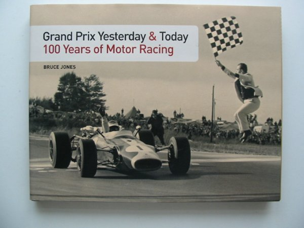 Photo of GRAND PRIX YESTERDAY & TODAY- Stock Number: 815256