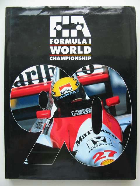 Photo of FIA FORMULA 1 WORLD CHAMPIONSHIP published by Piccadilly Promotion (STOCK CODE: 815406)  for sale by Stella & Rose's Books