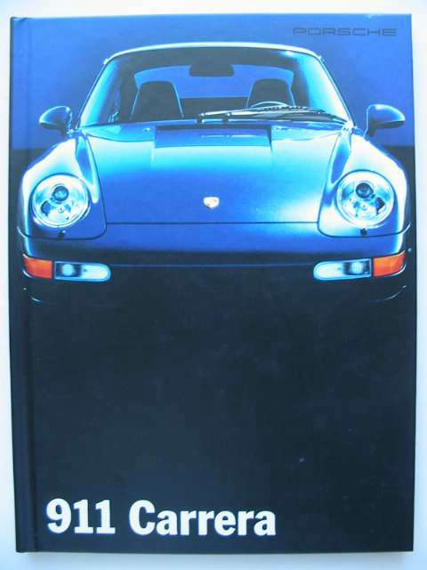 Photo of 911 CARRERA published by Porsche Cars (STOCK CODE: 815676)  for sale by Stella & Rose's Books