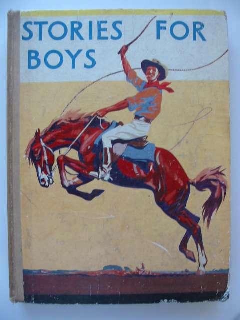 Photo of STORIES FOR BOYS written by Holmes, W.K.<br />Westerman, Percy F.<br />et al,  published by Blackie &amp; Son Ltd. (STOCK CODE: 815681)  for sale by Stella & Rose's Books