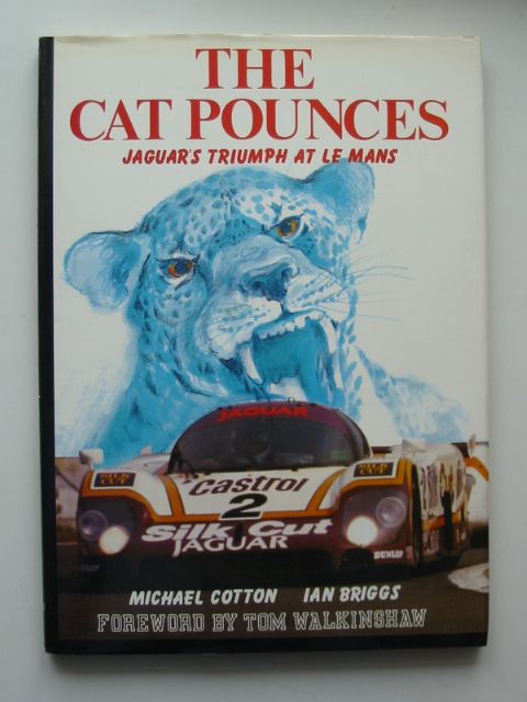 Photo of THE CAT POUNCES written by Cotton, Michael Briggs, Ian published by Imago Publishing Ltd. (STOCK CODE: 815751)  for sale by Stella & Rose's Books