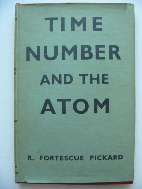 Photo of TIME, NUMBER AND THE ATOM- Stock Number: 815873