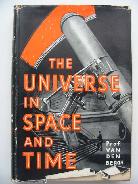 Photo of THE UNIVERSE IN SPACE AND TIME- Stock Number: 815942