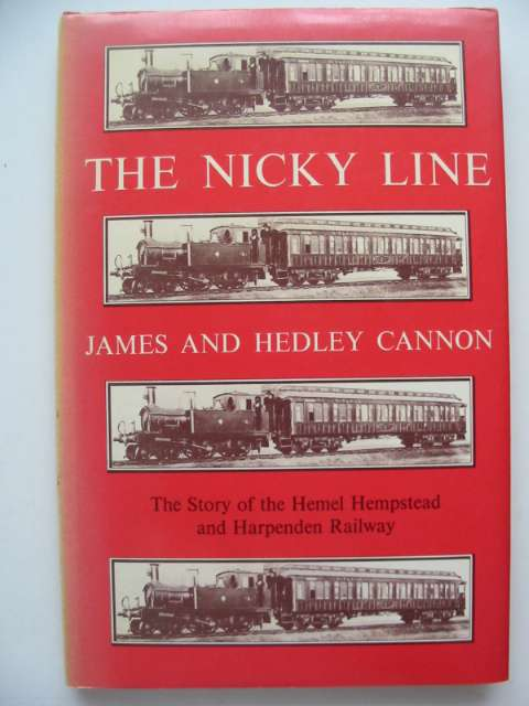 Photo of THE NICKY LINE written by Cannon, James Cannon, Hedley published by Barracuda Books (STOCK CODE: 816369)  for sale by Stella & Rose's Books