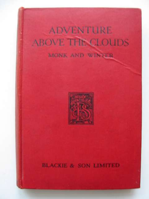 Photo of ADVENTURE ABOVE THE CLOUDS- Stock Number: 816509