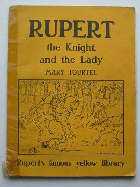 Photo of RUPERT THE KNIGHT AND THE LADY- Stock Number: 817035