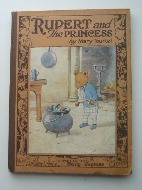 Photo of RUPERT AND THE PRINCESS written by Tourtel, Mary illustrated by Tourtel, Mary published by Sampson Low, Marston & Co. Ltd. (STOCK CODE: 817102)  for sale by Stella & Rose's Books