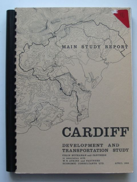 Photo of CARDIFF DEVELOPMENT AND TRANSPORTATION STUDY- Stock Number: 817212