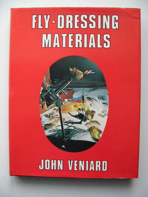 Photo of FLY-DRESSING MATERIALS written by Veniard, John illustrated by Downs, Donald published by Adam & Charles Black (STOCK CODE: 817420)  for sale by Stella & Rose's Books