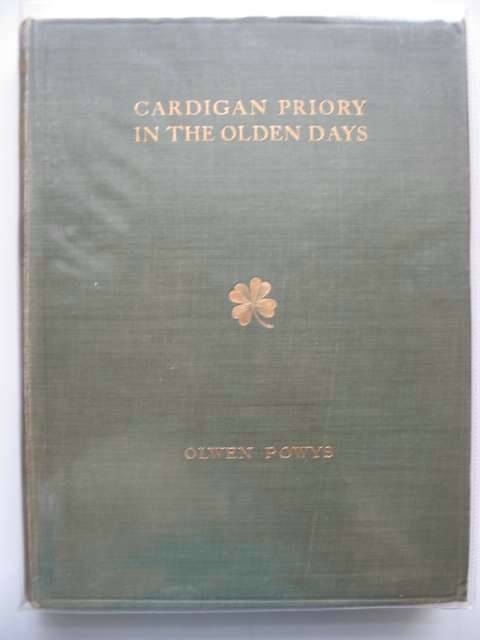 Photo of CARDIGAN PRIORY IN THE OLDEN DAYS written by Pritchard, Emily M published by William Heinemann (STOCK CODE: 817831)  for sale by Stella & Rose's Books