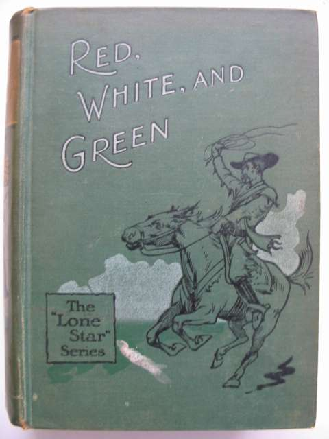 Photo of THE RED, WHITE, AND GREEN written by Hayens, Herbert illustrated by Webb, Arch published by T. Nelson & Sons (STOCK CODE: 818048)  for sale by Stella & Rose's Books