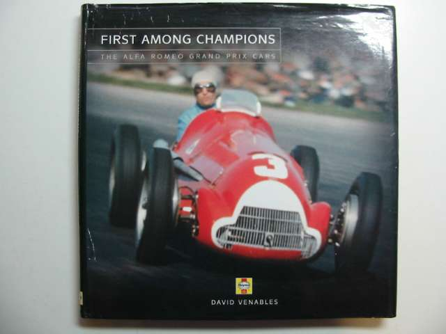 Photo of FIRST AMONG CHAMPIONS written by Venables, David published by Haynes Publishing Group (STOCK CODE: 818382)  for sale by Stella & Rose's Books