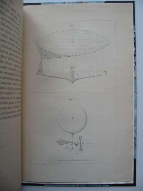 Photo of SUL MODO DI DIRIGERE I PALLONI AEROSTATICI written by Blaserna, Pietro published by Ermanno Loescher (STOCK CODE: 818620)  for sale by Stella & Rose's Books