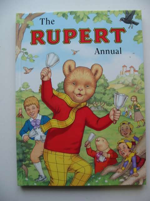 Photo of RUPERT ANNUAL 2003 written by Robinson, Ian illustrated by Harrold, John published by Pedigree Books Limited (STOCK CODE: 818934)  for sale by Stella & Rose's Books