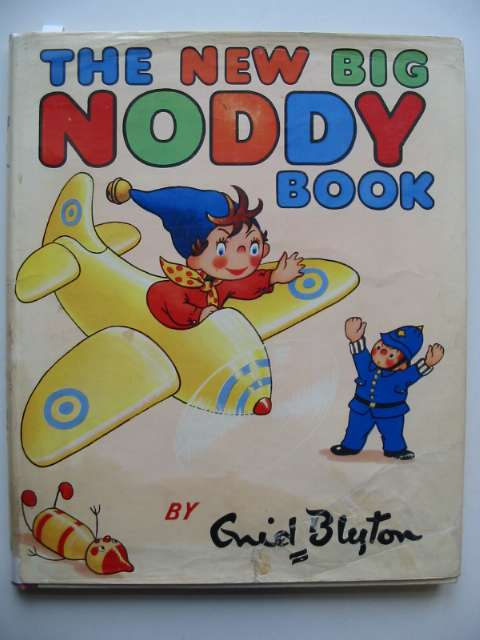 Photo of THE NEW BIG NODDY BOOK written by Blyton, Enid published by Sampson Low, Marston & Co. Ltd., D.V. Publications Ltd. (STOCK CODE: 818955)  for sale by Stella & Rose's Books