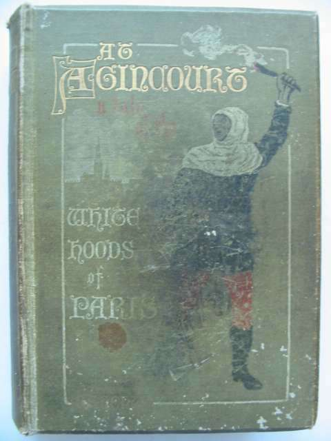 Photo of AT AGINCOURT written by Henty, G.A. illustrated by Paget, Wal published by Blackie & Son Ltd. (STOCK CODE: 818984)  for sale by Stella & Rose's Books