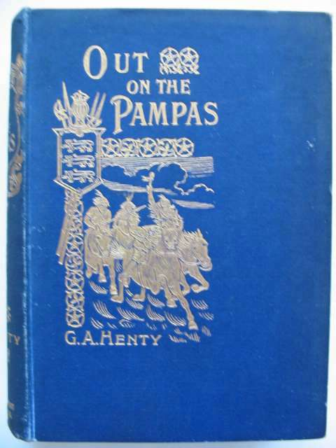 Photo of OUT ON THE PAMPAS- Stock Number: 818985