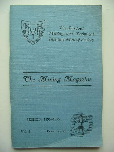 Photo of THE MINING MAGAZINE SESSION 1955-1956 (STOCK CODE: 819429)  for sale by Stella & Rose's Books