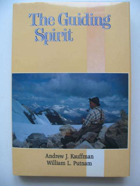 Photo of THE GUIDING SPIRIT written by Kauffman, Andrew J. Putnam, William Lowell published by Footprint (STOCK CODE: 819504)  for sale by Stella & Rose's Books