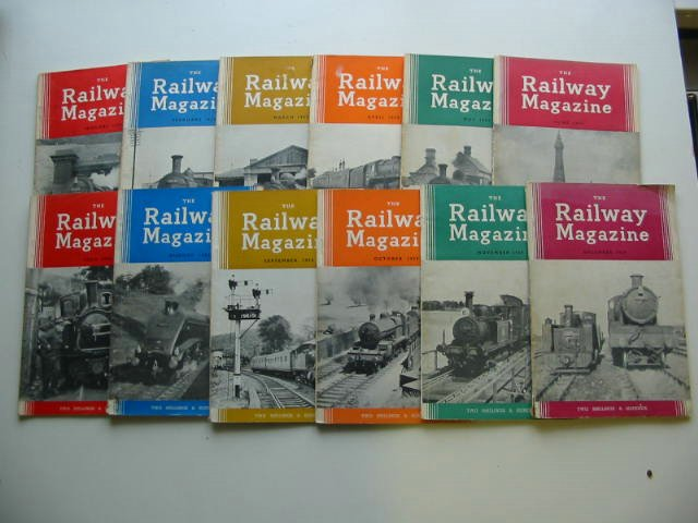 Photo of THE RAILWAY MAGAZINE VOL 105 published by The Tothill Press (STOCK CODE: 819669)  for sale by Stella & Rose's Books