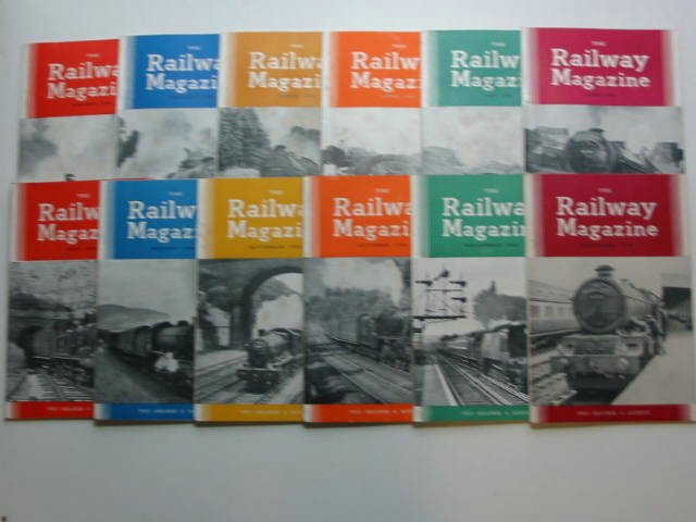 Photo of THE RAILWAY MAGAZINE VOL 100 published by The Tothill Press (STOCK CODE: 819678)  for sale by Stella & Rose's Books