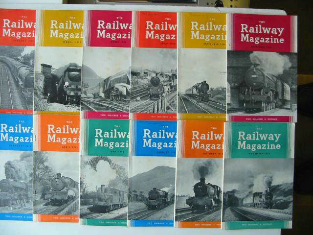 Photo of THE RAILWAY MAGAZINE VOL 101 published by The Tothill Press (STOCK CODE: 819680)  for sale by Stella & Rose's Books