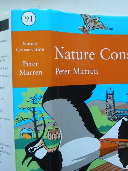 Photo of NATURE CONSERVATION (NN 91) written by Marren, Peter published by Harper Collins (STOCK CODE: 820159)  for sale by Stella & Rose's Books