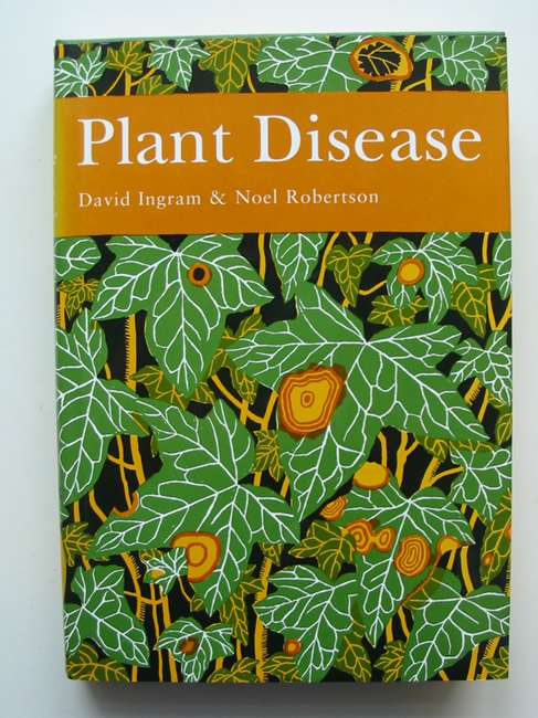 Photo of PLANT DISEASE A NATURAL HISTORY (NN 85) written by Ingram, David Robertson, Noel published by Harper Collins (STOCK CODE: 820172)  for sale by Stella & Rose's Books