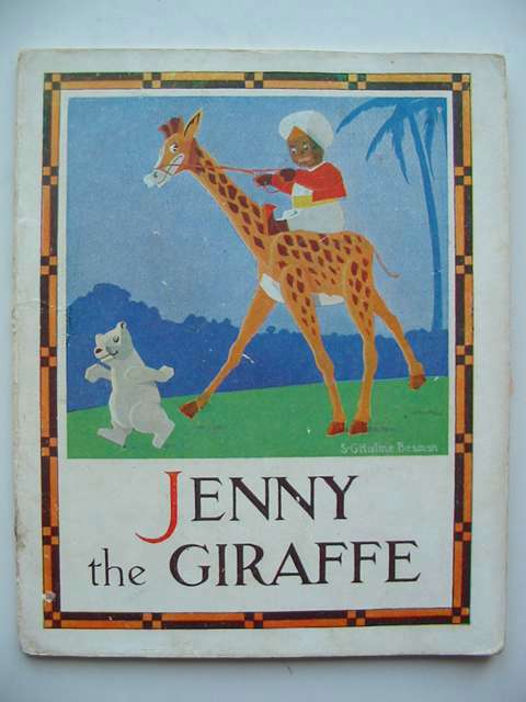 Photo of JENNY THE GIRAFFE- Stock Number: 820186