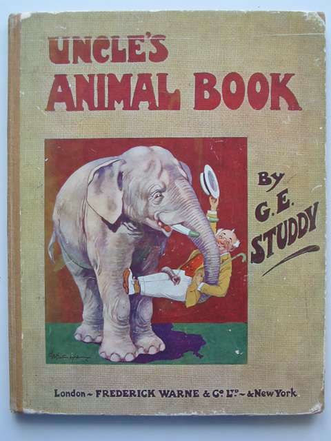 Photo of UNCLE'S ANIMAL BOOK- Stock Number: 820294