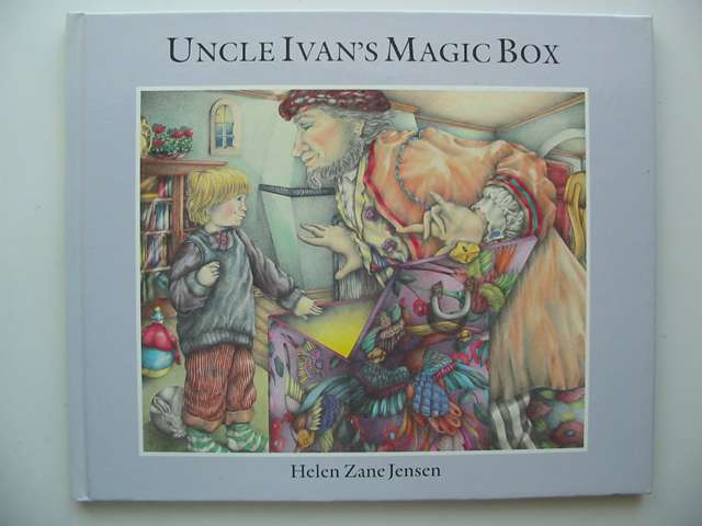 Photo of UNCLE IVAN'S MAGIC BOX written by Jensen, Helen Zane illustrated by Jensen, Helen Zane published by Hamish Hamilton (STOCK CODE: 820518)  for sale by Stella & Rose's Books