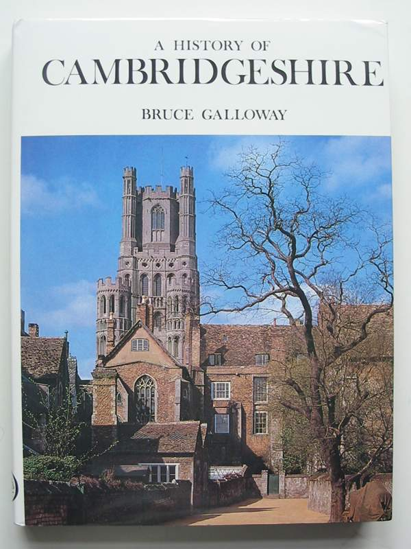 Photo of A HISTORY OF CAMBRIDGESHIRE- Stock Number: 820776