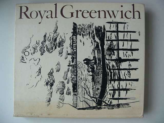 Photo of ROYAL GREENWICH written by Hamilton, Olive Hamilton, Nigel published by The Greenwich Bookshop (STOCK CODE: 821105)  for sale by Stella & Rose's Books