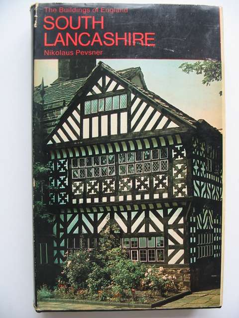 Photo of SOUTH LANCASHIRE (BUILDINGS OF ENGLAND)- Stock Number: 821147