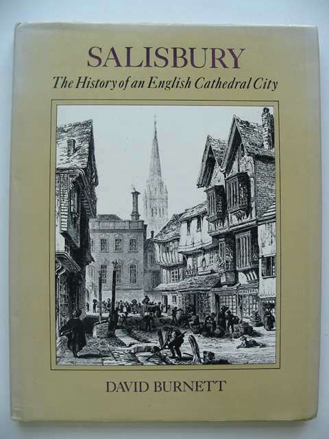 Photo of SALISBURY THE HISTORY OF AN ENGLISH CATHEDRAL CITY written by Burnett, David published by The Compton Press (STOCK CODE: 821241)  for sale by Stella & Rose's Books