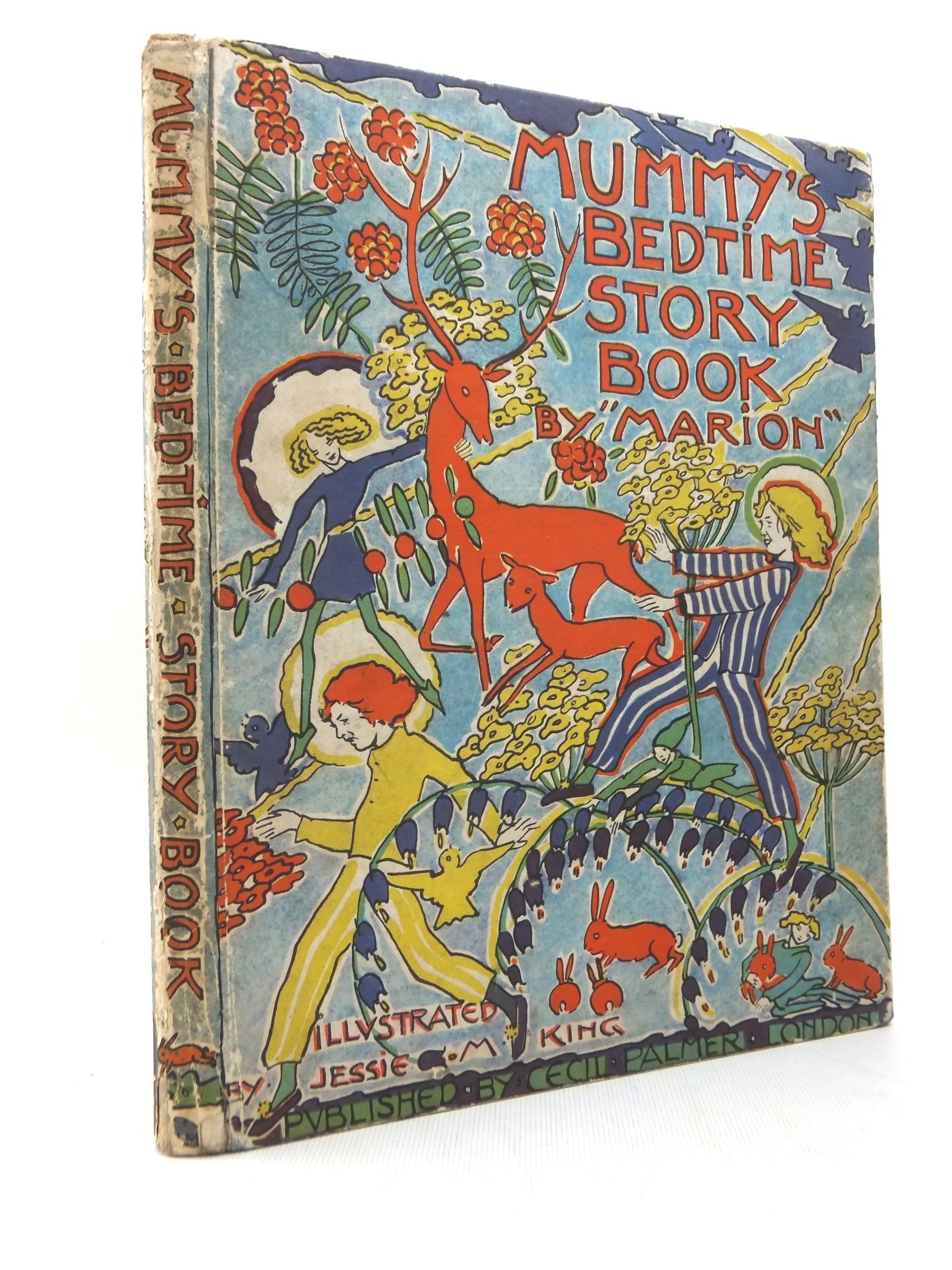 Photo of MUMMY'S BEDTIME STORY BOOK- Stock Number: 821398