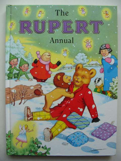 Photo of RUPERT ANNUAL 2002 written by Robinson, Ian illustrated by Harrold, John published by Pedigree Books Limited (STOCK CODE: 822336)  for sale by Stella & Rose's Books