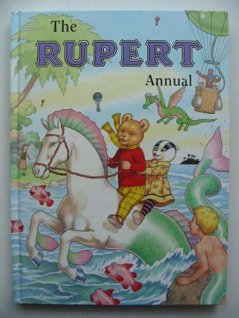 Photo of RUPERT ANNUAL 2001- Stock Number: 822338