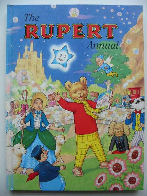 Photo of RUPERT ANNUAL 1996- Stock Number: 822363