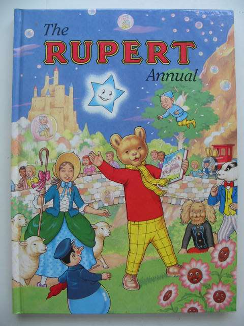 Photo of RUPERT ANNUAL 1996 written by Robinson, Ian illustrated by Harrold, John Hart, Gina published by Pedigree Books Limited (STOCK CODE: 822398)  for sale by Stella & Rose's Books