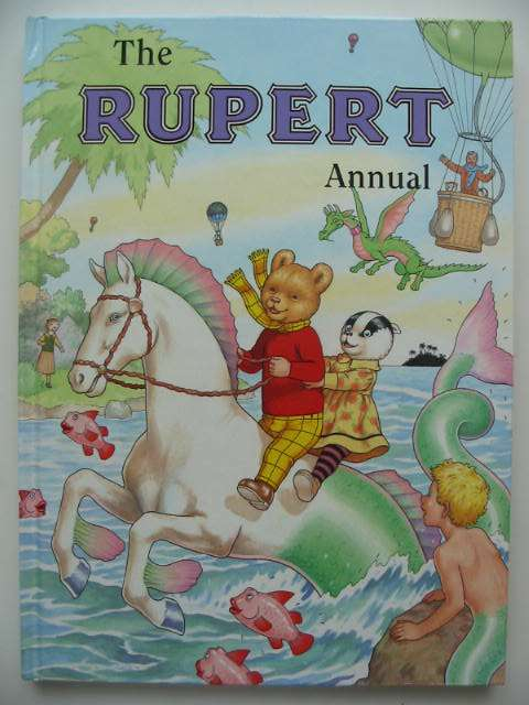 Photo of RUPERT ANNUAL 2001- Stock Number: 822424