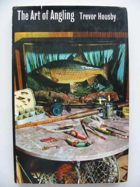 Photo of THE ART OF ANGLING written by Housby, Trevor illustrated by Nash, John published by Evans Brothers Limited (STOCK CODE: 822762)  for sale by Stella & Rose's Books