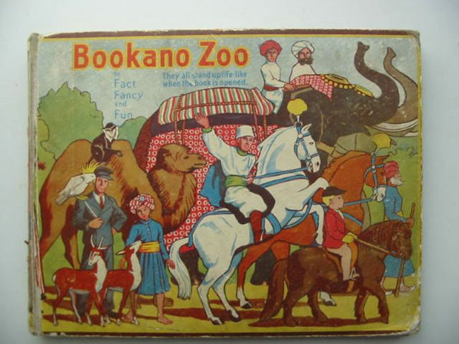 Photo of BOOKANO ZOO NO. 1 written by Giraud, S. Louis published by Strand Publications (STOCK CODE: 822944)  for sale by Stella & Rose's Books