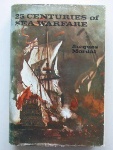 Photo of TWENTY-FIVE CENTURIES OF SEA WARFARE- Stock Number: 823009