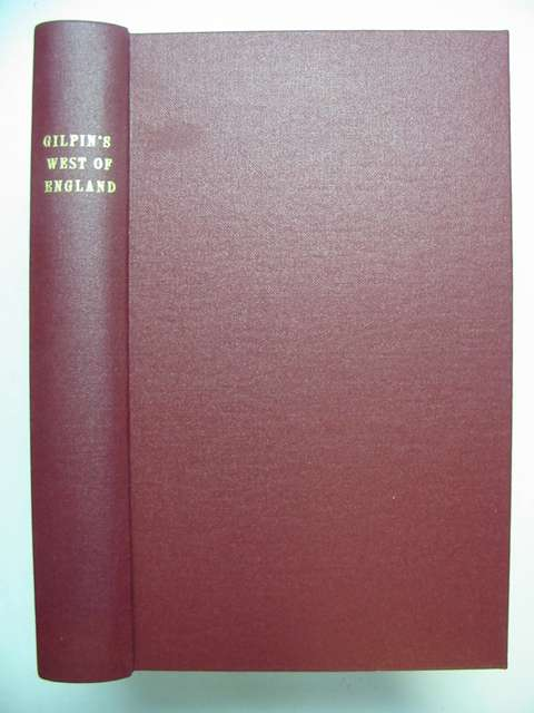 Photo of OBSERVATIONS ON THE WESTERN PARTS OF ENGLAND written by Gilpin, William published by T. Cadell and W. Davies (STOCK CODE: 823435)  for sale by Stella & Rose's Books