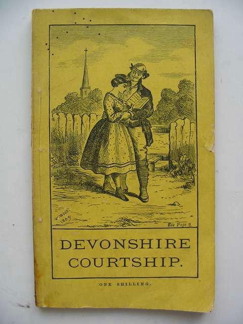 Photo of DEVONSHIRE COURTSHIP illustrated by Wood, W. published by W. Wood (STOCK CODE: 823450)  for sale by Stella & Rose's Books